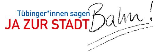 BI Stadtbahn Tübingen JA zur Stadtbahn